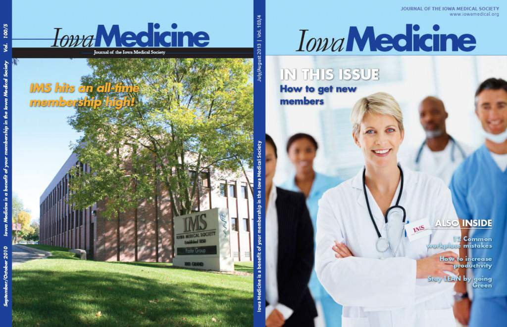 Iowa Medicine Cover Comparison
